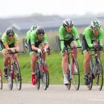 Midwolda cycling: De ploegentijdrit in de Energiewachttour